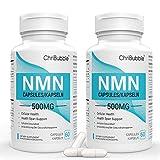 NMN Suplementos | 500 mg por cápsula | Potente aumento...
