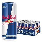 Red Bull Bebida Energética, Regular - 24 latas de 250...