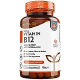 Vitamina B12 Vegana 1000mcg Alta Potencia - 365...