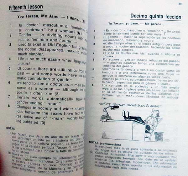 método Assimil inglés