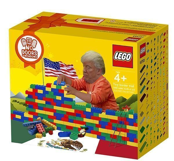 lego de trump