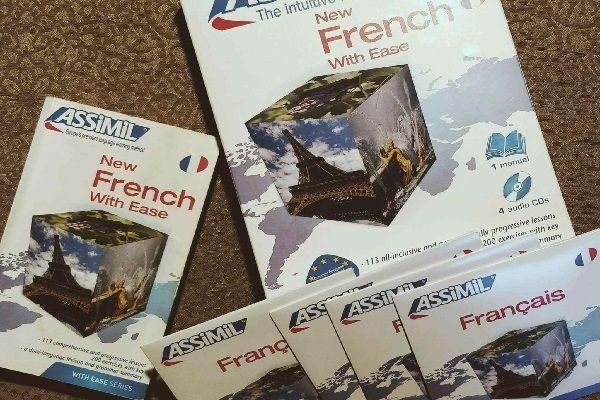 Assimil francés pack