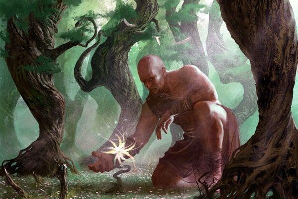 ancestro con ayahuasca