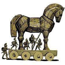 caballito de Troya