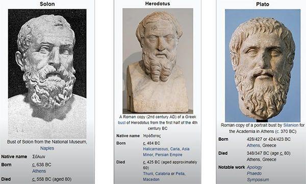 generaciones griegas