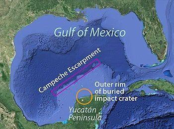 impacto Golfo México