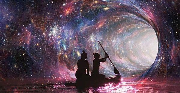 viaje espiritual