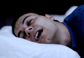 durmiendo boca abierta