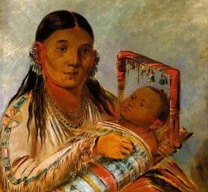 respiración del bebé
