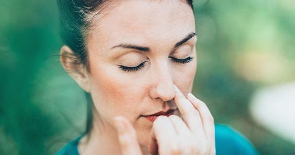ejercicio respiración nariz