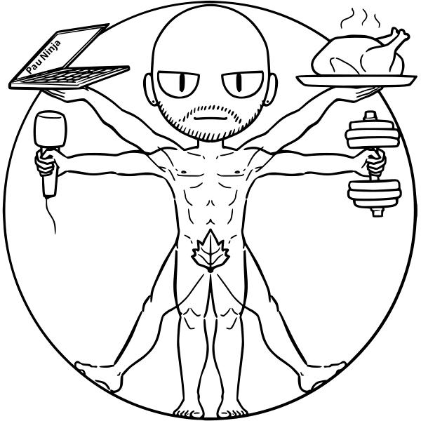 vitruvio multipotencial